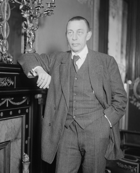 Rachmaninoff on a good day
